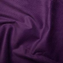Ex Display Purple Cotton Corduroy Xtra Large Bean Bag